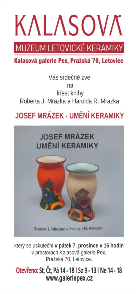 pozvánka josef mrazek